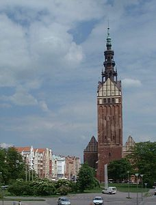 Poland Elblag - St.Nicolaus church.jpg