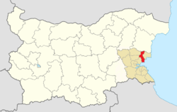 Pomorie Municipality Within Bulgaria.png