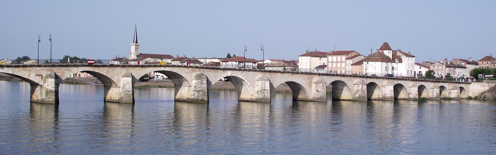 Pont Saint-Laurent - Mâcon