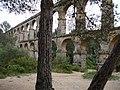 Pont del diable (Aqüeducte de les Ferreres) - panoramio.jpg