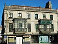 Pontevedra capital Casa modernista Plaza de la Peregrina.jpg
