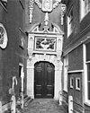 poort aan de kalverstraat - amsterdam - 20014322 - rce