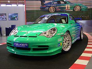 BBS Kraftfahrzeugtechnik - BBS wheels on a Porsche 911 GT3 Coupe.