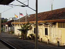 Port Klang Komuter station offices.jpg