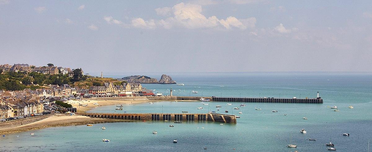 Cancale wikip dia - Port autonome du centre et de l ouest ...