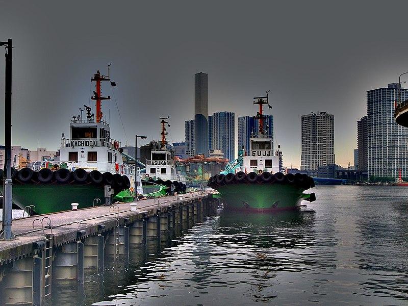 File:Port in Tokyo - panoramio.jpg