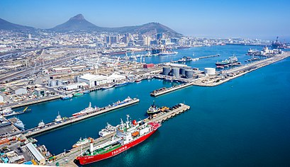 How to get to Port of Cape Town with public transport- About the place
