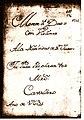 """Portada del motete a dúo con violines """"Tú, puer Propheta"""" de Antonio Cavallero.jpg"""
