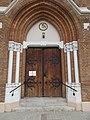 Portal, Saint Elisabeth Church, 2018 Pesterzsébet.jpg