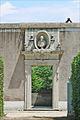 Porte du mur denceinte de la villa Médicis (Rome) (5843061792).jpg