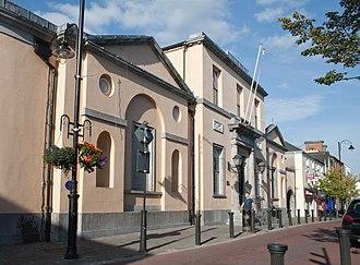 Port Laoise - Portlaoise Courthouse
