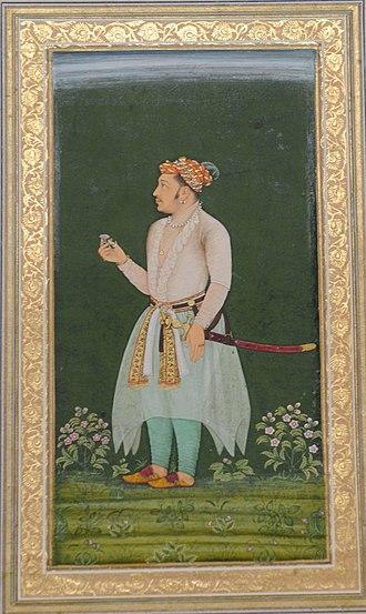 Dawar Bakhsh - Image: Portrait of Dawar Bakhsh