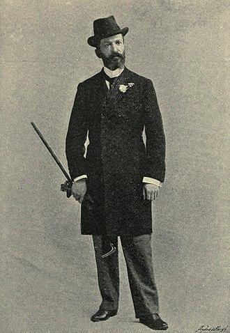 Luigi Mancinelli - Image: Portrait of Luigi Mancinelli
