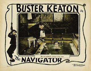 <i>The Navigator</i> (1924 film) 1924 film