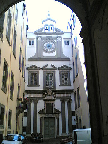 Chapel of the Congregation of Monte dei Poveri