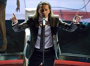 Povia - Povia at the 2009 Sanremo Festival