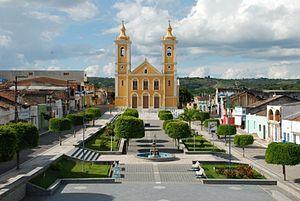 Resultado de imagem para imagens da igreja da cidade de poção pe