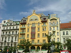 wenceslas square wikipedia the free encyclopedia. Black Bedroom Furniture Sets. Home Design Ideas