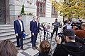 Praha, Magistrát, Jan Čižinský na tiskové konferenci.jpg
