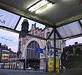Praha main railway station from the undercrossing - panoramio.jpg