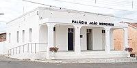 Palácio João Medeiros, sede do poder executivo de Marcelino Vieira.