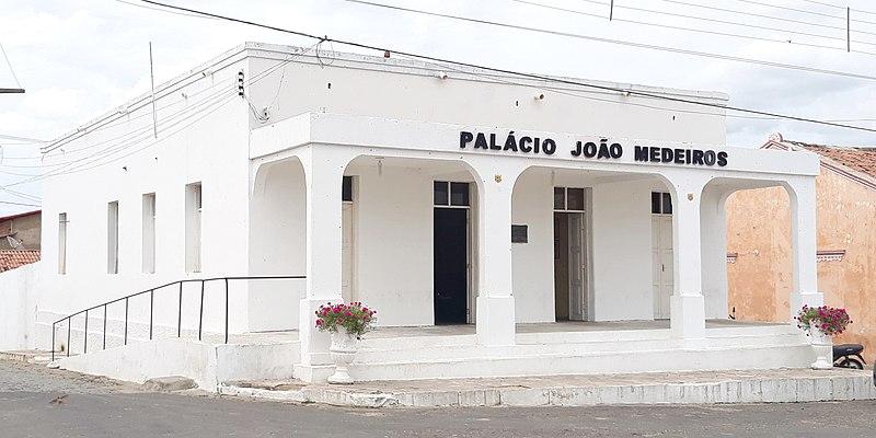 Palácio João Medeiros (prefeitura), sede do poder executivo municipal.