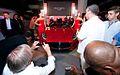 Premier Motors Unveils the Jaguar F-TYPE in Abu Dhabi, UAE (8739617359).jpg