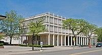 Prentis Building and DeRoy Auditorium WSU Detroit MI.jpg