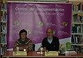 Presentación do libro Destinada al crematorio, de Mercedes Núñez Targa (Vigo, 2013).jpg
