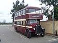 Preserved Reading Bus outside Bus Depot (1) - geograph.org.uk - 2369474.jpg
