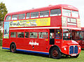 Preserved Routemaster bus RML2620 (NML 620E), 2009 Canvey Island bus rally (1).jpg