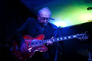 Dick Taylor English musician