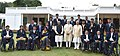 Prime Minister Narendra Modi with the Indian Contingent for Rio 2016 Paralympics.jpg