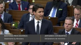 Fitxer:Prime Minister Trudeau delivers remarks on the terrorist attack in Christchurch, New Zealand.webm