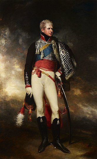 William Beechey - Prince Ernest, later King of Hanover (1771–1851), by William Beechey, ca.1797–1802
