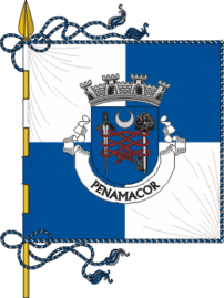 Flag of Penamacor