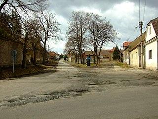 Ptice Municipality and village in Czech Republic
