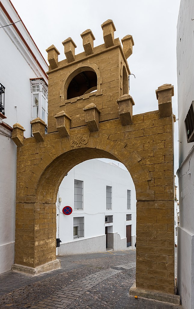 Archivo puerta de jerez arcos de la frontera c diz for Muebles en jerez dela frontera cadiz