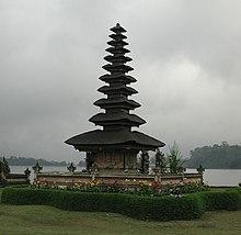 Pura Ulun Danu Bratan Wikipedia Bahasa Indonesia Ensiklopedia Bebas