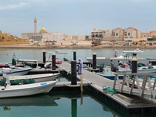 Al Khor Municipality in Qatar