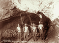Queensland State Archives 5117 Gympie Goldfield No2 SG Eastern Underground c 1897.png