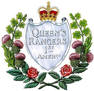 The Queen's York Rangers (1st American Regiment) (RCAC)