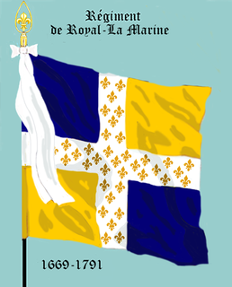 Régiment Royal–La Marine