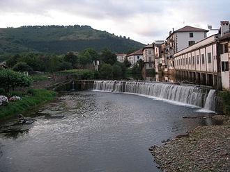 Bidasoa - The Bidasoa at Elizondo