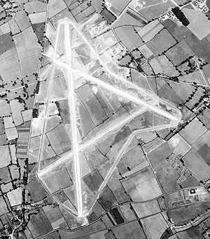 RAF Eye - Image: RAF Eye 16 July 1943 Airphoto