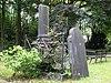 foto van Algemene Begraafplaats: Grafmonument voor oud-burgemeester Gerhardus Cornelius Fabius