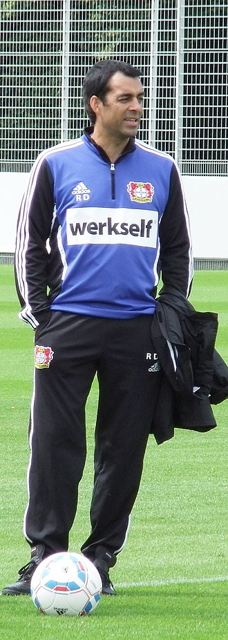 Robin Dutt - Robin Dutt in 2011 at Leverkusen