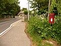 Radipole, postbox № DT4 12, Radipole Lane - geograph.org.uk - 1887603.jpg