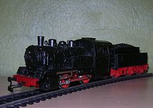 Rail transport model. Piko 2.JPG