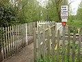 Railway foot crossing (1) - geograph.org.uk - 796897.jpg